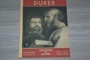 DURER / COLLECTION DES MAITRES / Ref A50