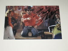 Singer HANK WILLIAMS JR Signed 4x6 Photo COUNTRY MUSIC AUTOGRAPH 1B