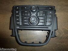 Opel Meriva B // Radiobedienteil CD 500 Navi 13346047