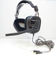 Plantronics GameCom 388 Dual 3.5mm Audio Plugs Wired Black Gaming & PC Headset