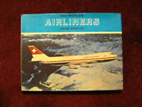 AIRLINE HISTORY BOOK --THE WORLDS AIRLINERS