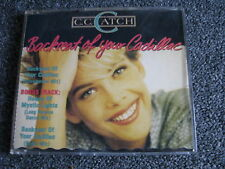 C.C.Catch-C C Catch-Backseat of your Cadillac Maxi CD-1988 Germany-POP-Bohlen