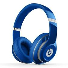 Beats by Dr. Dre Studio 2.0 Wired Headband Headphones Authentic - Blue