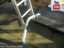 Ladder Leveler for uneven & soft ground | Ladder stabiliser | Ladder safety legs