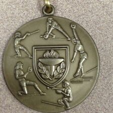 Softball S/B Medal Award W/ Neck Ribbon ~New~ Engraving Available