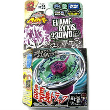 TAKARA TOMY JAPAN BEYBLADE METAL FUSION MASTERS BB-95 Flame Byxis 230WD