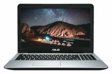 ASUS VivoBook X555 15.6 Inch AMD A12 2.7GHz 4GB 1TB HDD AMD R7 Laptop - Silver