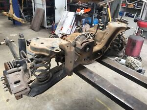 Ford SZ Territory Diff