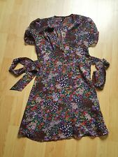 Top Shop Tea Dress. Worn 1x Uk 8. Ditsy Flower Print