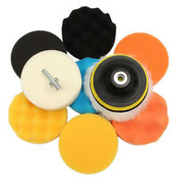 11x professional polishing sponge set 100mm polishing machine polishing set M4Y7