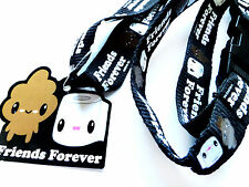 Stinky Poo & T.P. toilet paper FriendNeck Strap Cell Phone ID Card Key Lanyard