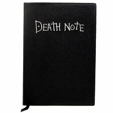 Anime Theme Death Note Cosplay Notebook New School Large Writing Journal L6