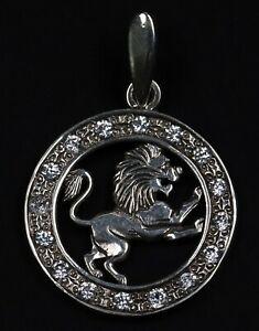 LION Ring LEO Animal Zodiac Sign STERLING Silver 925 Europe JEWELRY Ukraine