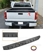 Tailgate Rear Wing Spoiler For 14-18 Toyota Tundra ABS Plastic Street Series