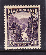 Canada Newfoundland 1923 SG157 10c Violet-unmounted Nuovo di zecca. catalogo £ 17