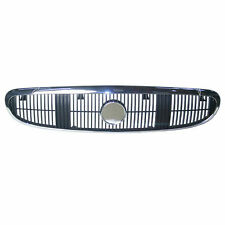 fits 2000-2003 BUICK CENTURY Front Bumper Black Grille NEW