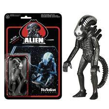 "Alien ReAction 3 3/4"" Figure - Metallic Alien - New in stock (creased card)"