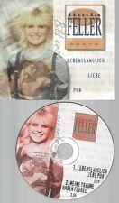 CD--LINDA FELLER -- --- LEBENSLAENGLICH LIEBE PUR