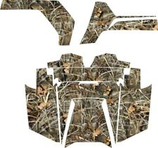 Polaris RZR RANGER 570 800 900 xp DECALS WRAP DOORS UTV camo camouflage weeds 1