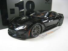 PRIOR DESIGN CORVETTE C7 1/18 GT SPIRIT (BLACK)