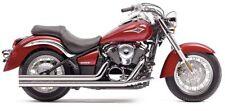 Cobra Speedster Long W/ Powerport Chrome Exhaust For Kawasaki VN 900 06-16 4918T