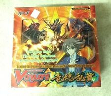 Cardfight Vanguard Volume 2 Onslaught of Dragon Souls Sealed Booster Box ENGLISH
