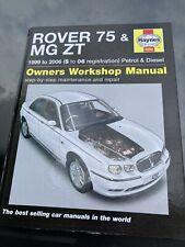 Rover 75 Haynes Owners Workshop Manual