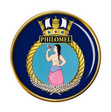 HMNZS Philomel, Royal New Zealand Navy Pin Badge