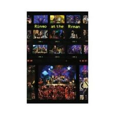 RINGO AND HIS ALL STARR BAND 2012 STARR - RINGO AT THE RYMAN  DVD NEW+