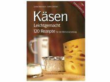 Buch Käsen Leichtgemacht Käse selber machen Käseherstellung