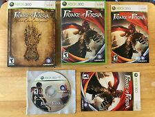Prince of Persia Limited Edition Microsoft Xbox 360 Complete Game No Bonus DVD