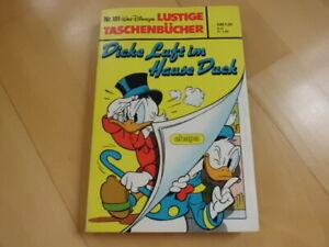 Walt Disneys Lustiges Taschenbuch LTB - Dicke Luft im Hause Duck - Nr. 101/1985