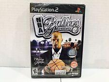 NBA Ballers: Phenom (Sony PlayStation 2, 2006) Complete w/ Bonus Disc   .