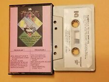 Flashback To The 30s Cassette Tape