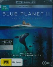 Blue Planet II (Blu-ray, 2018, 3-Disc Set)