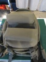 voodoo tactical helmet bag OD Green W/ Rifle Shooting Rest NEW
