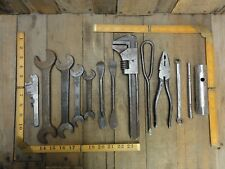 Classic Car Vintage Tool Kit Roll ~14