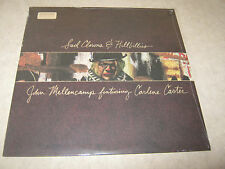 JOHN MELLENCAMP-Sad Clowns & Hillbillies LP NEW Barnes & Noble Exclusive RED Wax