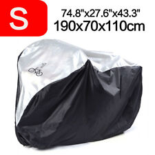 Waterproof Bike Bicycle Cycling Rain Cover Dust Garage Outdoor Scooter Gifts US