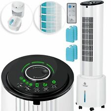 RETOURE 4in1 mobile Klimaanlage Timer Klimagerät Luftkühler Ventilator Ionisator