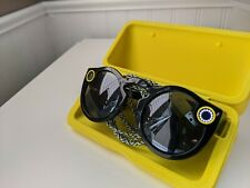 Snap Inc. Snapchat Spectacles Glasses - black version 1
