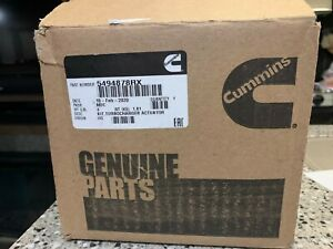 Turbo Actuator New Cummins 5494878RX 2013-2020 6.7 Liter.FREE  SHIPPING