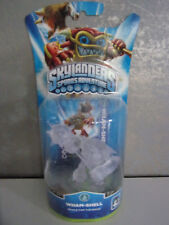 Skylanders Spyro's Adventure-Crystal Clear WHAM-SHELL-NEW & unrecorded