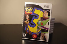 Toy Story 3 (Nintendo Wii, 2010) *New / Factory Sealed