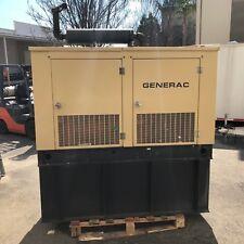 GENERAC DIESEL GENERATOR 96A02910-S 25kW 3Ph or 1Ph 120/240v