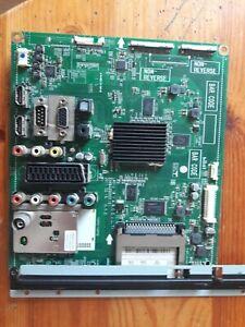 Carte mère EAX64113202 (0), pour TV LG 55LW4500, (PCB Mainboard)