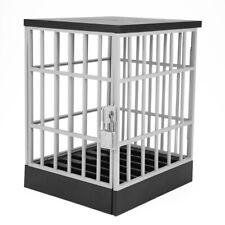 Handy-Gefängnis Zelle einsperren Halter Aufbewahrungsbox Neuheitgeschenk Käfig s