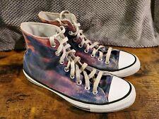 Converse Chuck Taylor All Star Hightop Sunblush/White Tye Die size 10