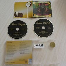 RARE 2 CD ALBUM BEST OF FULL PUPP THE GREATEST TITS 25 TITRES 2008 VOL .1