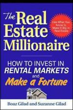 THE REAL ESTATE MILLIONAIRE - NEW PAPERBACK BOOK